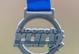 Exclusieve medaille voor alle deelnemers