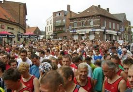 aardbeienjogging Vlezenbeek