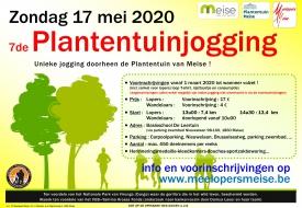 Plantentuinjogging 2020