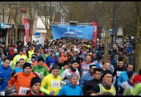 Start Kempen Run wedstrijdatleten en recreanten 2018