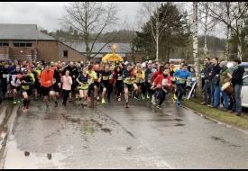 Start Jogging La Rendeusienne 2019
