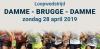 Damme-Brugge-Damme (zondag, 28 april 2019)
