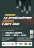 Flyer Jogging La Rendeusienne 8 maart 2020